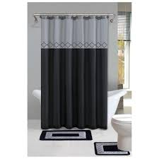 coffee tables bathroom sets with shower curtain and rugs and