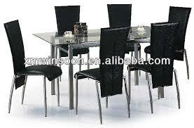 Table A Manger Avec Chaises