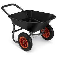 two wheeled pneumatic tyre heavy duty