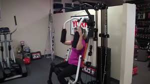 Multi Gym Wall Chart York Perform Home Gym Demo Australia