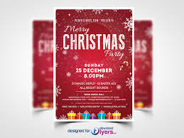 Free Christmas Party Flyer Templates Free Christmas Flyer Templates