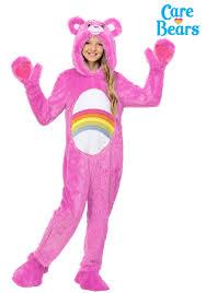 care bears child clic cheer bear costume