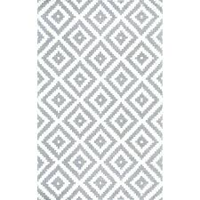grey and white rug 8x10 gray and white striped rug 8x10