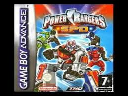 power rangers s p d on nintendo gameboy advance review