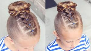 قصات شعر جديدة للبنات الصغار تسريحات اطفال جميلة Hairstyles For Little Girls