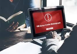 How to Fix QuickBooks Error Code 80029c4a? 1