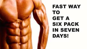 How To Get A Six Pack Abs In 4 Weeks Workout At Home How To World