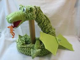 Amazon.com: Ikea Minnen Drake Dragon Plush - Six Feet Long!: Toys ...