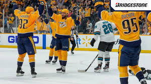 3d Seating Chart San Jose Sharks Josi Tallies Twice As Preds Beat Sharks