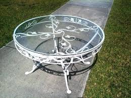 wrought iron patio coffee table best beautiful metal outdoor coffee table patio round about best beautiful