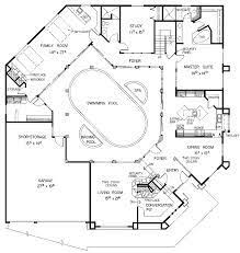 mother in law house plans in law additions gerber homes One Story House Plans With Mother In Law Quarters house plans pool courtyard , plan wrap around central courtyard with large pool, house plans with pool Detached Mother in Law Plans