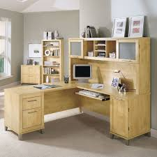gallery photos of magnificent l shaped computer desk with hutch ideas