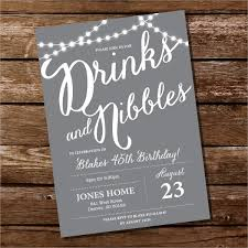 60th Birthday Invitation Card Template Elegant 30th Birthday