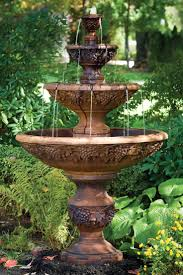 Yard Fountains 58 Best Back Yard Ideas Images On Pinterest