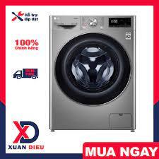 Máy giặt LG Inverter 9 kg FV1409S2V Model 2020 -Thêm đồ trong khi giặt, Giặt  nước nóng, Giặt hơi nước.giao miễn phí HCM