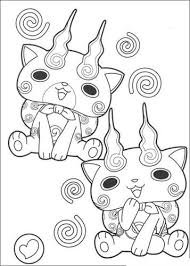 Shogunyan is a legendary jibanyan who became a warrior. Kids N Fun Com 30 Coloring Pages Of Youkai