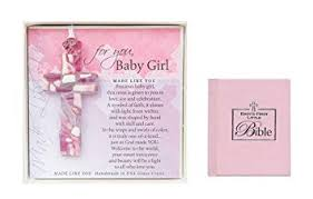 amazon christening gifts for s gift set handmade in the usa gl cross for baby s and babys first for s great baptism gifts for