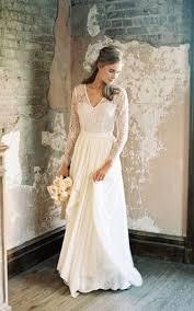 vintage style wedding dresses retro lace tea length wedding