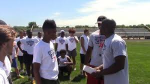 VIDEO   Patriots' Harmon hopes camp builds bridge from Delaware to NFL    The Latest from WDEL Sports   wdel.com