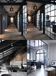 industrial modern office. Gorgeous Industrial Office Design Ideas 17 Best About On Pinterest Modern