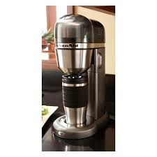 kitchenaid personal coffee maker personal 4 cup coffee maker kitchenaid kcm0402 single serve brewer personal coffee