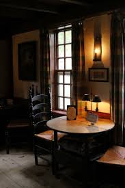 New England Living Room 17th Century Tavern At Wayside Inn New England Living New