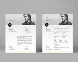 Indesign Resume Template Inspiration InDesign Resume Template Fancy Resumes
