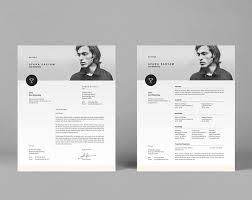 Indesign Resume Template Inspiration InDesign Resume Template Fancy Resumes