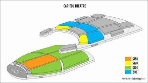 capitol theater clearwater seating chart luxury capitol theater seating map