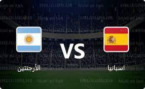 نتيجة مباراة اسبانيا والارجنتين الاولمبي | التعاادل | نتيجة مباراة اسبانيا  والأرجنتين الاولمبي اليوم في أولمبياد طوكيو - كورة في العارضة