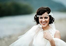 Krása 11 Svatební účesy Pro Krátké Vlasy