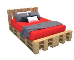 Progettare Con I Pallet Come Costruire Un Letto Riciclando Pallet Costruire Un Divano Letto Con Pallet