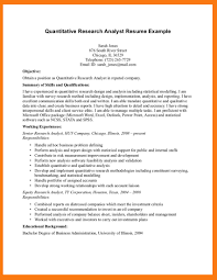resume examples research analyst resume sample resume for smlf resume examples quantitative skills resume best quantitative analyst resume research analyst resume