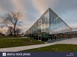 Gymnasium Exterior Design Gammel Hellerup Gymnasium For Art And Cultural Activities
