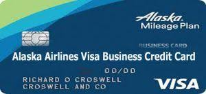 Alaska Airlines Visa Business Credit Card Benefits And Application
