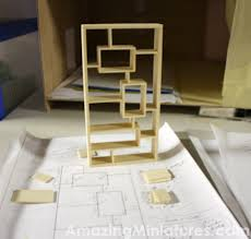 miniature modern furniture. fine modern making my heart beat fastneed to make this modern dollhouse miniature with furniture l
