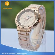 custom made gold plating movt quartz watch stainless steel custom made gold plating movt quartz watch stainless steel back watches men stainless steel