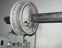 garage door drum5 Ways to Replace Broken Garage Door Rollers and Drums