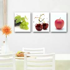 fruits modern canvas art wall decor still life canvas prints wall art without frame