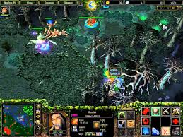 warcraft 3 dota allstars kunkka youtube