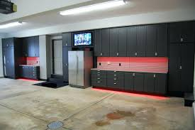 diy garage kits for door strut corner workbench