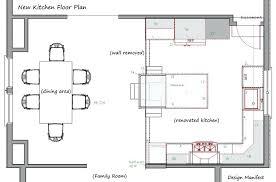 kitchen floor plan design wonderful how to design a kitchen floor plan for your layout for kitchen floor plan design