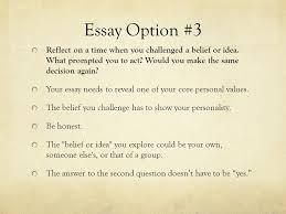 essay on beliefs and values cards critics ga essay on beliefs and values