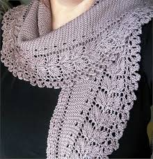 Free Scarf Patterns New Crafts For Spring Lace Scarf Free Knitting Patterns Make