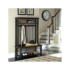 Shoe Bench With Coat Rack Mesmerizing Hallway Bench And Coat Hook Shoe Storage Coat And Shoe Bench Foyer