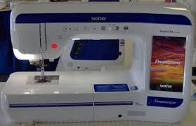Brother Dream Catcher Sewing Machine Brother DreamWeaver VQ 100 Review Sewing Insight 35