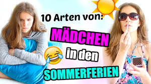 Was Mädchen In Den Sommerferien Tun Barbieloveslipsticks Youtube