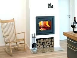 small glass fireplace fenwick doors s