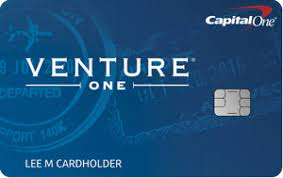 Capital one can help you find the right credit cards; Ventureone Miles Rewards With No Annual Fee Capital One