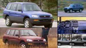1996 Toyota Rav4 - news, reviews, msrp, ratings with amazing images